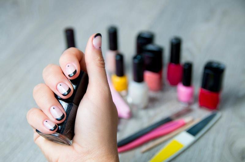 efekt zabiegu kosmetycznego Icon Nails
