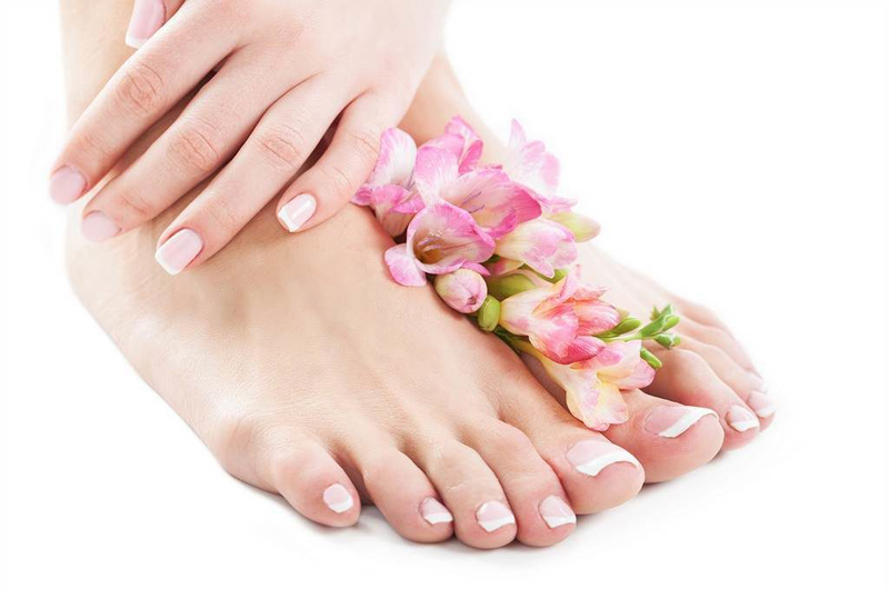 Kurs manicure pedicure SPA